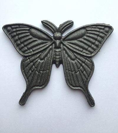 Бабочка литая